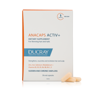 Anacaps Activ+ Dietary Supplement